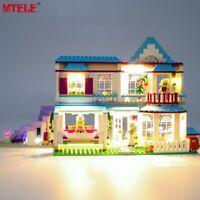 LED Light Up Kit For Friends Series 41314 Stephanie's House Lighting for LEGO