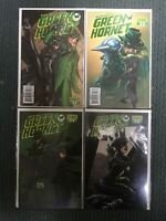 Lot of 4 Green Hornet 2010 1 1C 1D 2C 2D NM Near Mint Variant Kevin Smith
