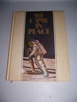 Vintage We Came In Peace The Story Of Man In Space Book by Gulf Oil