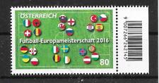 a122 ÖSTERREICH/ Fussball-EM 2016 MiNr 3273 **