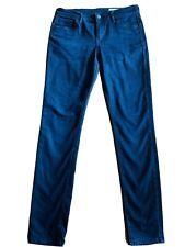 ESPRIT Dark Denim Straight Leg Stretch Slim Fit JEANS Size W30 L32