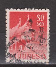 Indonesie 57 RIS CANCEL DJAKARTA 1950 Republik Indonesia Serikat R.I.S