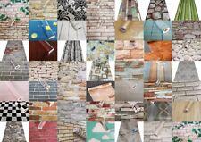 Tapete / Folie selbstklebend 10 Meter Rolle Möbelfolie Klebefolie Wandfolie