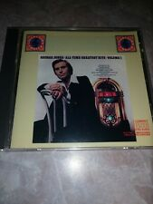 GEORGE JONES - George Jones - All-time Greatest Hits, Vol. 1 - CD