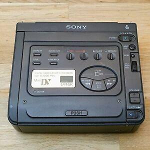Sony GV-D300E PAL Video Walkman Mini DV
