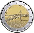Portogallo 2016 2 € commemorativo FDC Ponte 25 Aprile