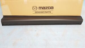 Mazda CX5 Türleiste Zierleiste Verkleidung vorne rechts KB7W-51RA1