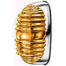 Hella Verkleidungs-Blinker gelb chrom 2BA 001 227-201
