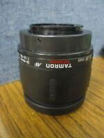 Tamron AF 28-80MM F3.5-5.6 Zoom Lens for Minolta or Sony AF Cameras in EC