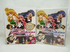 Zero No Tsukaima Season 1-3 + OVA + MV DVD - AUS SELLER