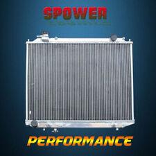 42MM Aluminum Radiator For MAZDA B2500 B2600 BT50 FORD Courier Ranger AT 96-11