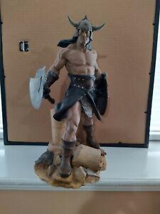 Conan The Brutal Statue by Sideshow/Quarantine Studio