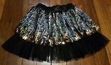 Girl ballerina / party shiny skirt (to fit 2 year old)