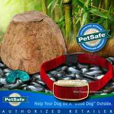 PetSafe Pawz Away Pet Rock Barrier System Outdoor Flower Bed PWF00-11923 One Dog