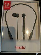Beats Dr Dre BeatsX In Ear Wireless Headphones Headset Grey I Phone Next Day Del