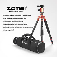 ZOMEI Professional Carbon Fiber Tripod Portable Monopod&Ball Head for DSLR