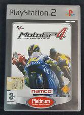 Moto GP 4 - PS2 - Playstation 2 - Platinum
