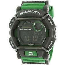 Casio Men's G-Shock GD400-3 Green Resin Quartz Sport Watch