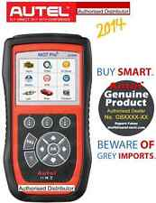 AUTEL MOT PRO DIAGNOSTIC TOOL CODE READ & ERASE OBDII DTC ABS AIRBAG LIGHT