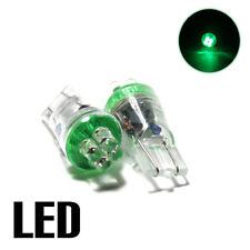 MG MG ZR 105 Green 4-LED Xenon Side Light Bright Upgrade 'HID' Parking Bulbs XE1