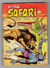 ► SAFARI  N°92 - LE LION ASSASSIN - 1975 - MON JOURNAL - BE