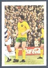 Voetbal #221-NORWICH V QPR-DOUG LIVERMORE FKS 1972/73 WONDERFUL WORLD OF SOCCER STARS