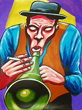 TOM WAITS PRINT poster jazz blues swordfishtrombones rain dogs franks wild years