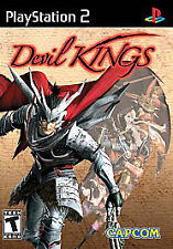 Devil Kings (Sony PlayStation 2, 2005) -Complete