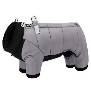 4 Legs Reflective Dog Coat Waterproof Winter Small Pets Jacket Jumpsuit Clothes