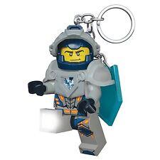 Ufficiale LEGO NEXO CAVALIERI Argilla Keylight CON SCUDO POWER CODICE Free P+P NUOVO