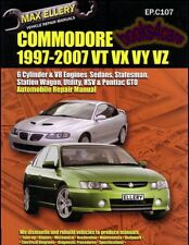 GTO 2004 2006 SHOP MANUAL PONTIAC SERVICE REPAIR BOOK 2005 HAYNES CHILTON MONARO