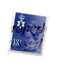 NORTHERN IRELAND; REGIONAL DEFINITIVES ; 18P    Elizabeth II . USED S*