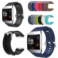 Replacement Band Secure Strap for Fitbit Ionic Wristband Metal Buckle Tracker