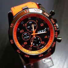 Hot Fashion Luxury Modern Mens Sport Watch Stainless Steel Quartz Wrist Watch