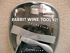 Rabbit Wine Tool Kit New In Case no tags