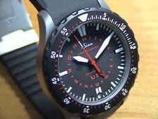 Sinn U2 S EZM5 2000m Diver Watch Black Dial NEW W/Box