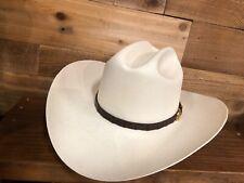 Stetson Men's   EVILLA DE ORO 1000X STRAW COWBOY HAT