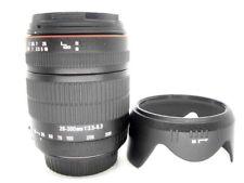 28-300mm Zoomobjektiv Telezoom Reiseobjektiv Reisezoom für Canon EOS EF