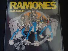 "Ramones ""Road To Ruin"" Original LP. 1st pressing w/inner-sleeve (SRK 6063) RARE"