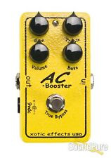 Xotic Effects USA AC Booster Pedal