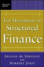 The Handbook of Structured Finance, Jobst, Norbert, de Servigny, Arnaud, Accepta