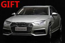 Car Model All New Audi A4L 2017 1:18 (Gold) + SMALL GIFT!!!!!!!!!!!