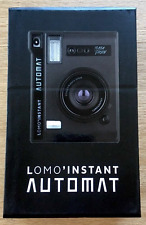 NEW | Lomography Lomo'Instant Automat Instant Camera | Playa Jardin | Black