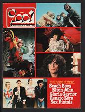 CIAO 2001 21/1979 ELTON JOHN IAN DURY RENATO ZERO ALUNNI SOLE ASSEMBLEA MUSICALE