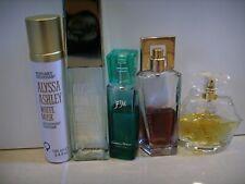 ALYSSA ASHLEY MUSK PERFUME (100ml) & FM & AVON ATTRACTION & CONFIDENCE USED
