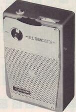 1961 LAFAYETTE FS-204 RADIO SERVICE MANUAL SCHEMATIC PHOTOFACT