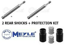 2 x SEAT Alhambra Leon Altea Altea XL Toledo MEYLE Shock Absorber Protection Kit