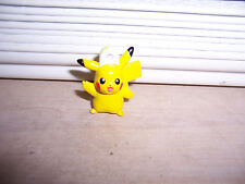 "PIKACHU  Pokemon 1"" Mini Figure Soap Figure NO SOAP"