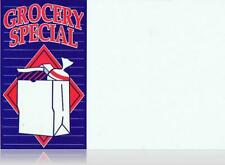Grocery Special Price Cards Display Signs 50 Pcs 11x7