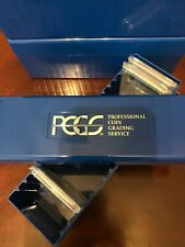 Lot of 2 - PCGS Storage Box for Encapsulated Coins
